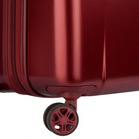 چمدان دلسی - کالکشن کامارتین پلاس-کد207880104-نمای نزدیک از چرخ های چمدان