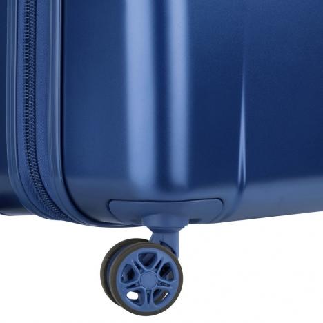چمدان دلسی مدل 207802 نمای چرخ