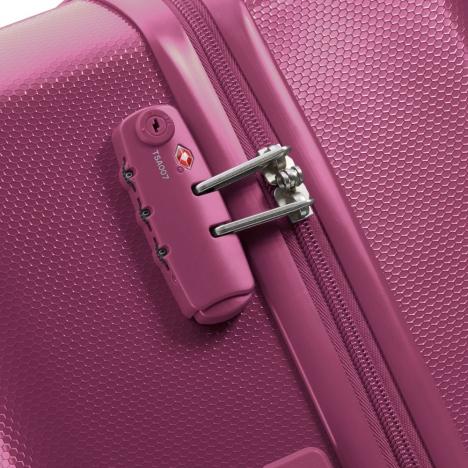 نمای زیپ از چمدان دلسی مدل PLANINA - کد 351580108
