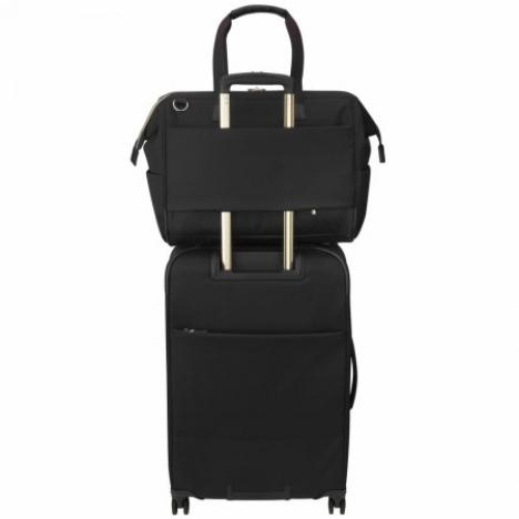 کیف خبرنگاری دلسی مدل Montrouge نمای پشت
