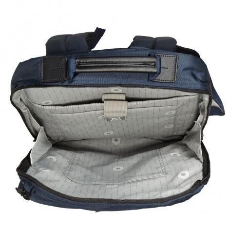 کوله پشتی دلسی مدل 370360022 نمای داخلی یک طرف کوله