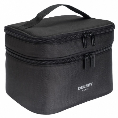 کیف آرایش دلسی مدل تصاویر 394033300 از نمای سه رخ