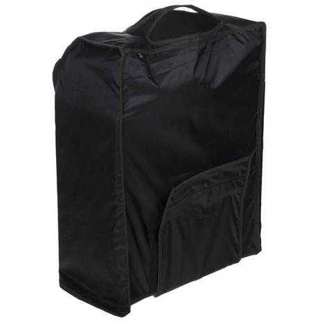 کاور چمدان دلسی مدل 1107 نمای سه رخ از نزدیک
