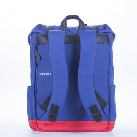 کوله پشتی-دلسی-مدل-آردنت-آبی-371260102-نمای-پشت