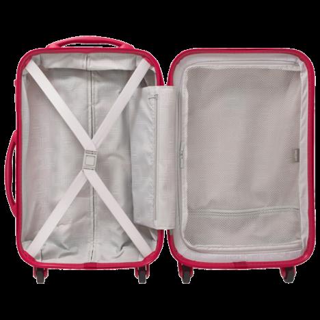 چمدان دلسی مدل HELIUM CLASSIC- نمای داخل