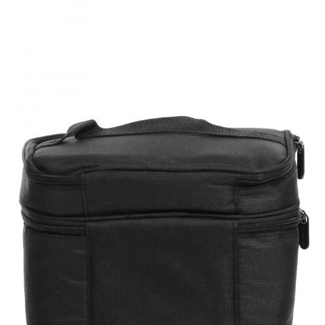 کیف آرایشی دلسی مدل 394033300 نمای پشت کیف
