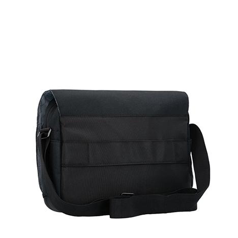 کیف دوشی دلسی مدل 3354145 نمای سه رخ از پشت کیف