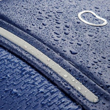 کوله-پشتی-دلسی-مدل-montsouris-آبی-236504612-نمای-بدنه-ضد-آب