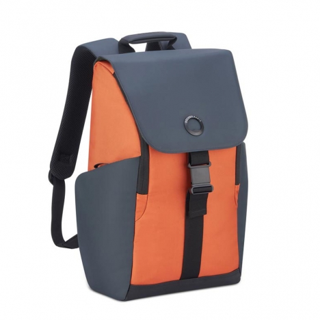 کوله-پشتی-دلسی-مدل-secuflap-نارنجی-202061025-نمای-سه-رخ
