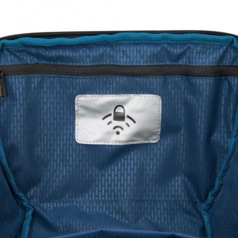 کوله-پشتی-دلسی-مدل-securain-خاکستری-102061013-نمای-جیب-مخصوص-آر-اف-آی-دی