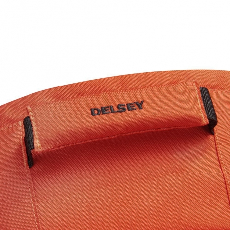 کوله-پشتی-دلسی-مدل-securban-نارنجی-333460025-نمای-دسته-کوله-پشتی