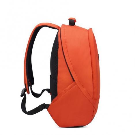 کوله-پشتی-دلسی-مدل-securban-نارنجی-333460025-نمای-کناری