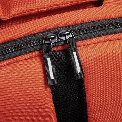 کوله-پشتی-دلسی-مدل-securban-نارنجی-333460025-نمای-زیپ