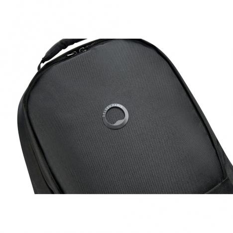 کوله-پشتی-دلسی-مدل-securban-مشکی-333460300-نمای-لوگو-و-بدنه
