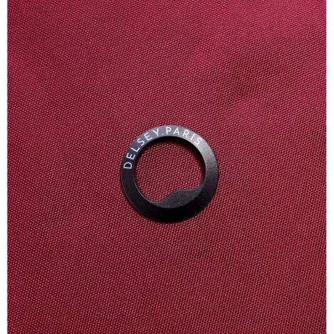 کوله-پشتی-دلسی-مدل-securban-قرمز-333460304-نمای-لوگو-دلسی