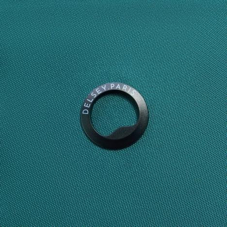 کوله-پشتی-دلسی-مدل-securban-سبز-333460003-نمای-لوگو-دلسی