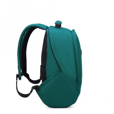 کوله-پشتی-دلسی-مدل-securban-سبز-333460003-نمای-کناری