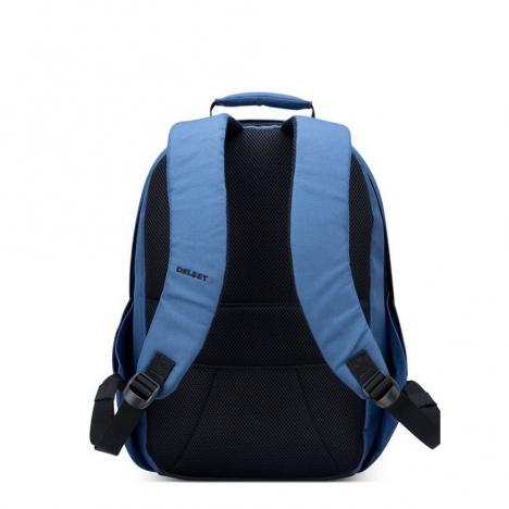 کوله-پشتی-دلسی-مدل-securflap-آبی-تیره-333460312-نمای-پشت