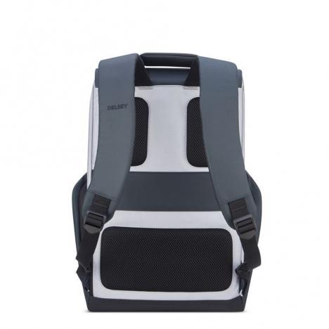 کوله-پشتی-دلسی-مدل-securflap-نقره-ای-202061011-نمای-پشت