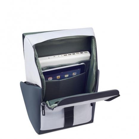 کوله-پشتی-دلسی-مدل-securflap-نقره-ای-202061011-نمای-داخل