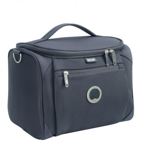 کیف آرایشی دلسی مدل 346831001 نمای سه رخ