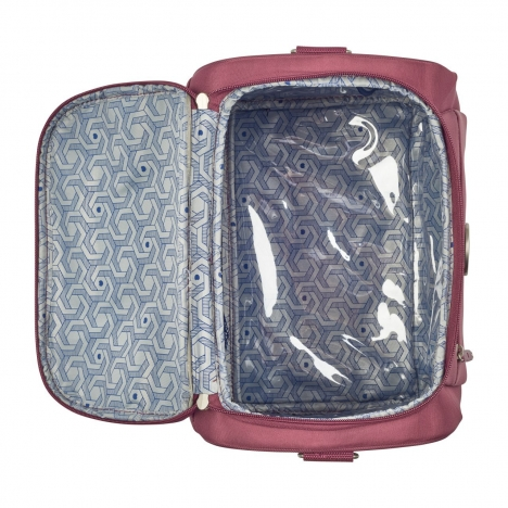 کیف آرایشی دلسی مدل 346831004 نمای داخل