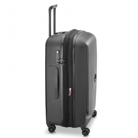 چمدان دلسی مدل BELMONT PLUS سایز متوسط - نمای کناره