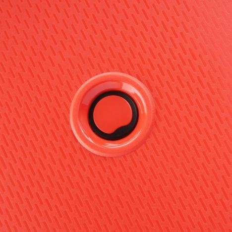 چمدان دلسی مدل BELMONT PLUS سایز متوسط قرمز رنگ- لوگوی محصول