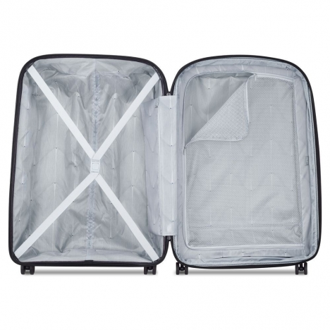 چمدان دلسی مدل BELMONT PLUS سایز بزرگ - نمای داخل