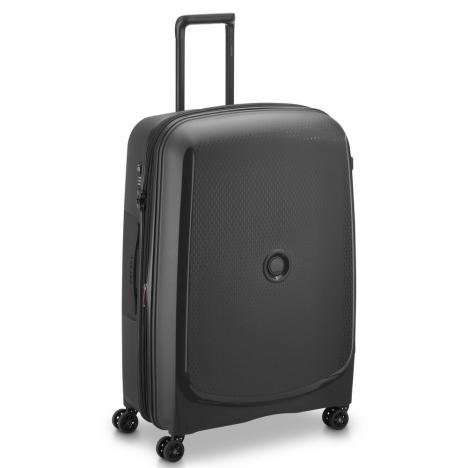 چمدان دلسی مدل BELMONT PLUS سایز کابین - نمای سه بعدی
