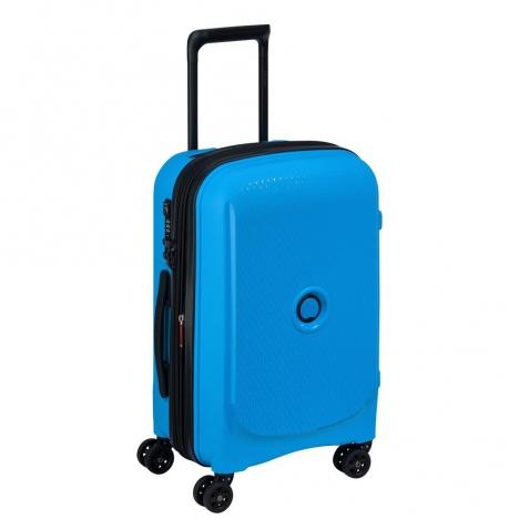 چمدان دلسی مدل BELMONT PLUS- نمای سه رخ