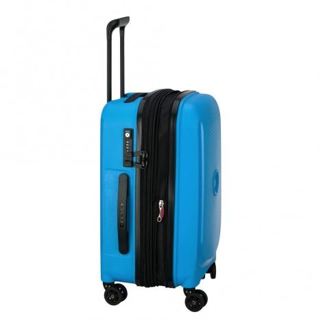 چمدان دلسی مدل BELMONT PLUS-نمای کناره