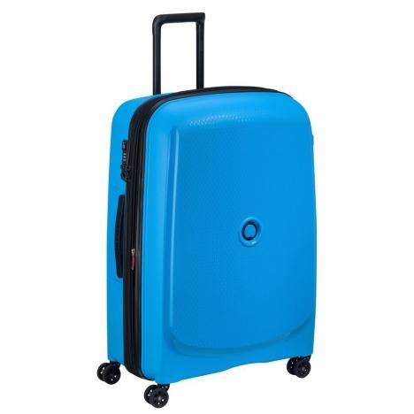 چمدان دلسی مدل BELMONT -نمای سه رخ