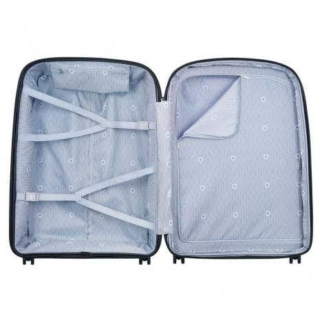 چمدان دلسی مدل BELMONT -نمای داخل