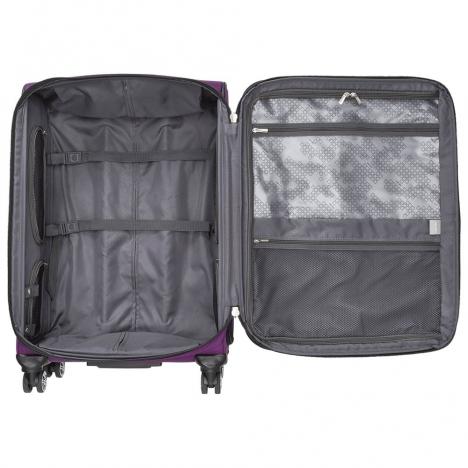 چمدان دلسی مدل 215182008 نمای داخل چمدان