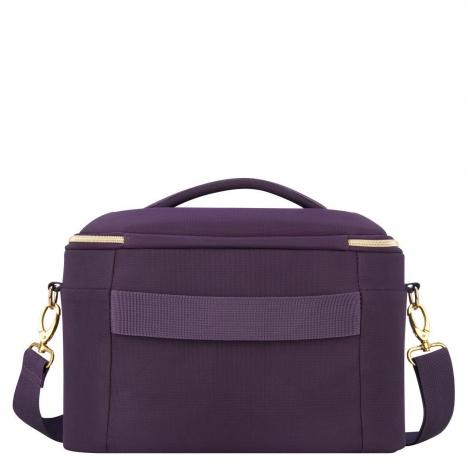 نمای پشتی از کیف آرایشی دلسی مدل montrouge - کد ر