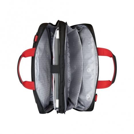 کیف-لپ-تاپ-دلسی-مدل-parvis-کد-394416100-از-نمای-داخل