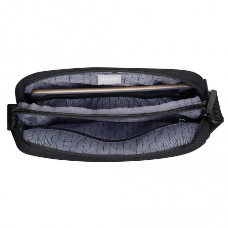 کیف دوشی دلسی مدل 335411100 نمای داخل
