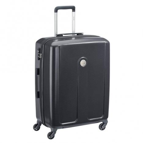 چمدان دلسی مدل 351580100 از نمای سه رخ