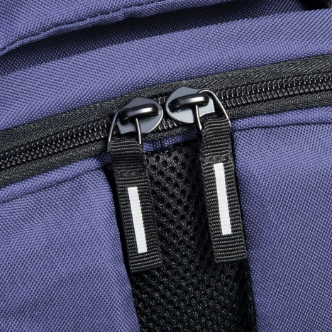 کوله-پشتی-دلسی-مدل-SECURBAN -آبی-333460302-نمای-زیپ