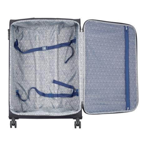 چمدان دلسی مدل 346882101 نمای داخل