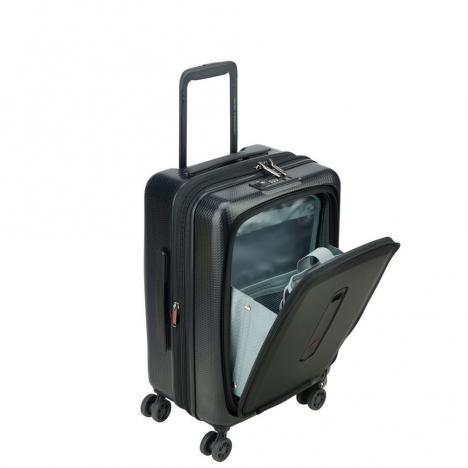 چمدان دلسی مدل 100480100 نمای سه رخ