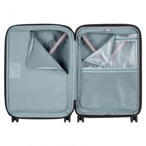 چمدان دلسی مدل 100481100 نمای داخل چمدان