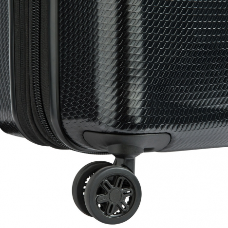 چمدان دلسی مدل 100480100 نمای چرخ