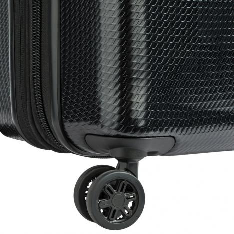 چمدان دلسی مدل 100482100 نمای چرخ چمدان