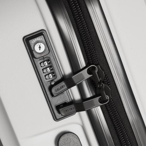 چمدان دلسی مدل 384082057 نمای قفل