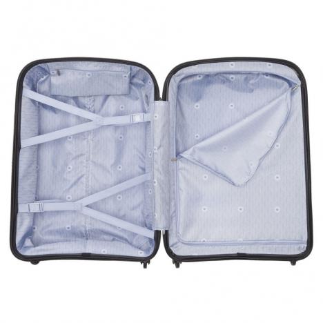 چمدان دلسی مدل 384082057 نمای داخل