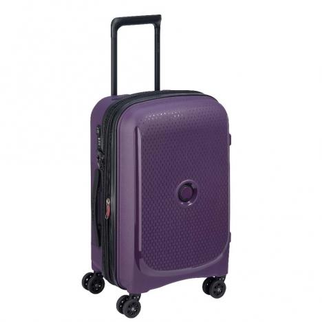 چمدان-دلسی-مدل-belmont-plus-بنفش-386180408-نمای-سه-رخ