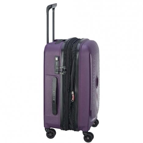 چمدان-دلسی-مدل-belmont-plus-بنفش-386180408-نمای-کنار