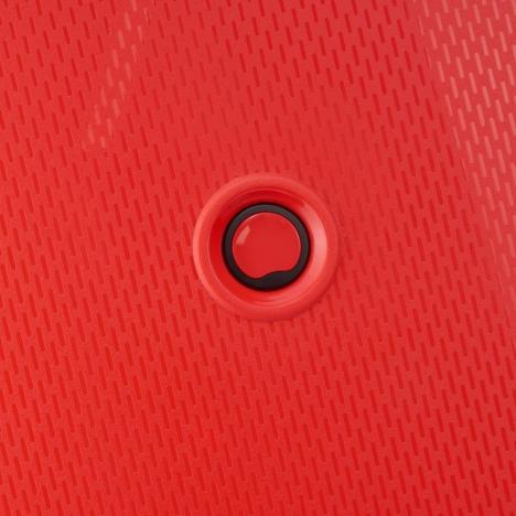 چمدان-دلسی-مدل-belmont-plus-نارنجی-386180414-نمای-لوگو-دلسی